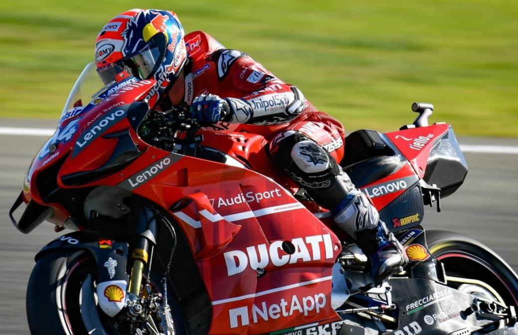Ducati Masih Kurang Di Beberapa Sirkuit