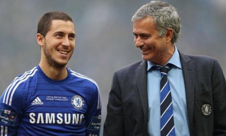 Eden Hazard Pernah Dikritik Mourinho Depan Publik