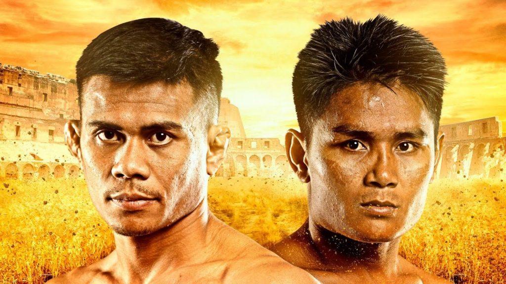 Eko Roni saputra vs Khon Sichan ONE Championship