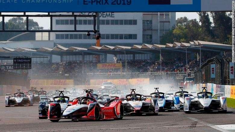 Formula E China