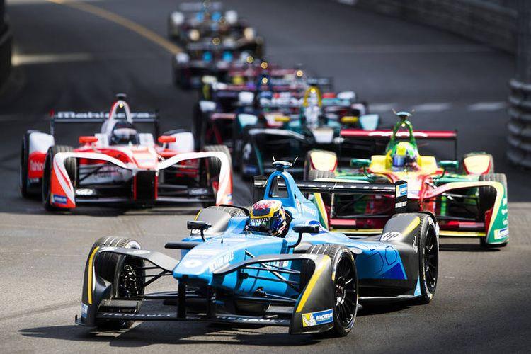 Formula E Jakarta 2020