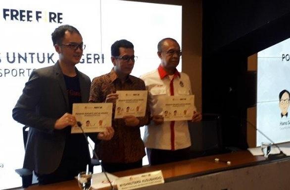 Free Fire Champions Cup 2020 Jadikan Indonesia Tuan Rumah
