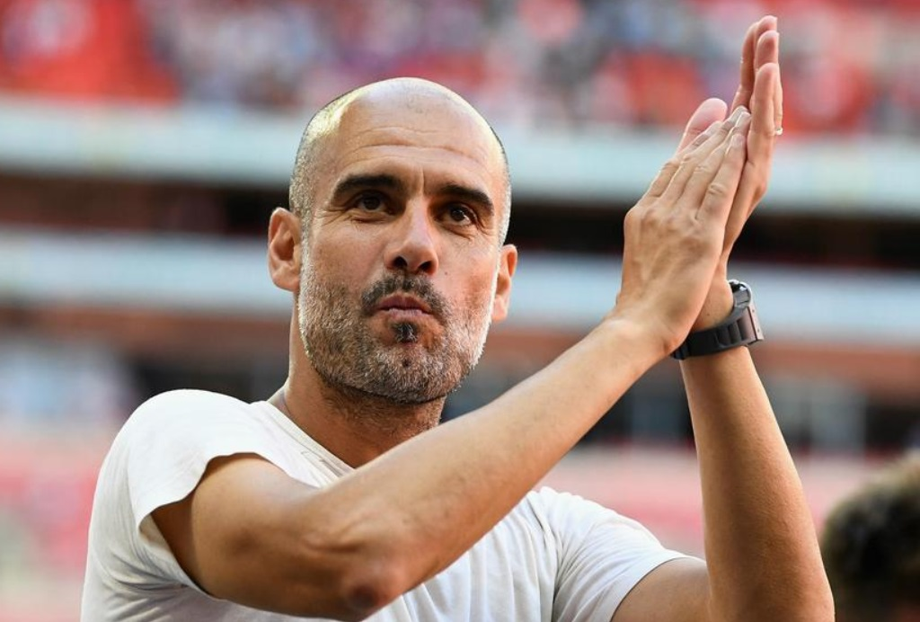 Guardiola Terus penuhi Kontraknya