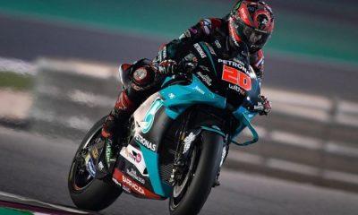 Hari Kedua tes MotoGP Qatar, Quartararo Paling Cepat