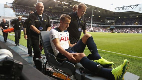 Harry Kane cedera