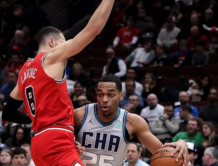 Hornets menang tiga kali berturut-turut kalahkan Bulls