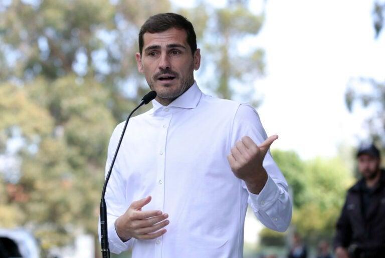 Iker Casillas jadi penyintas penyakit jantung