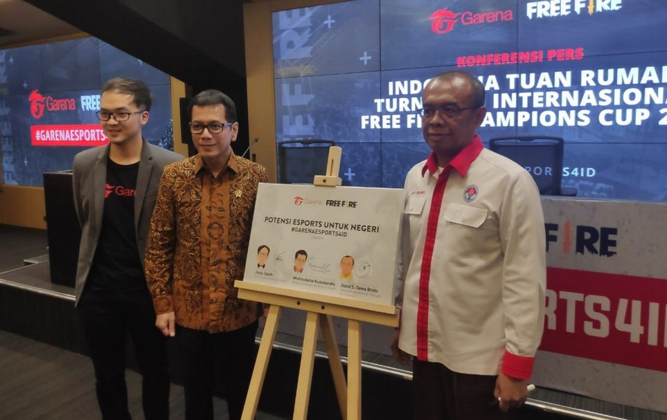 Indonesia Free Fire Champions Cup 2020