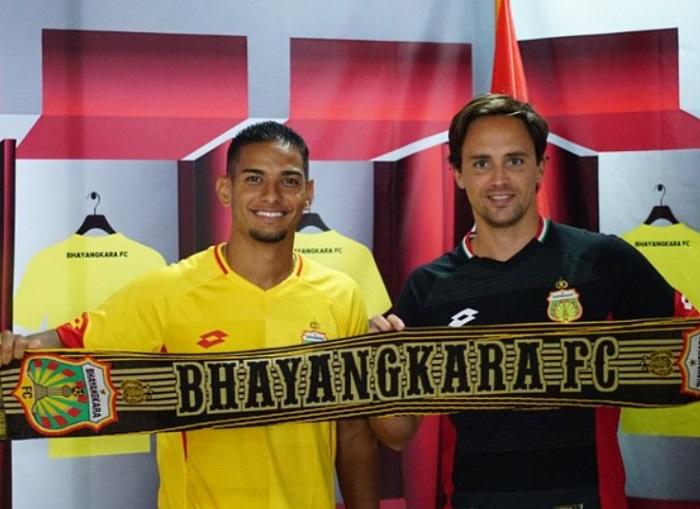 Jersey Bhayangkara FC Liga 1 2020