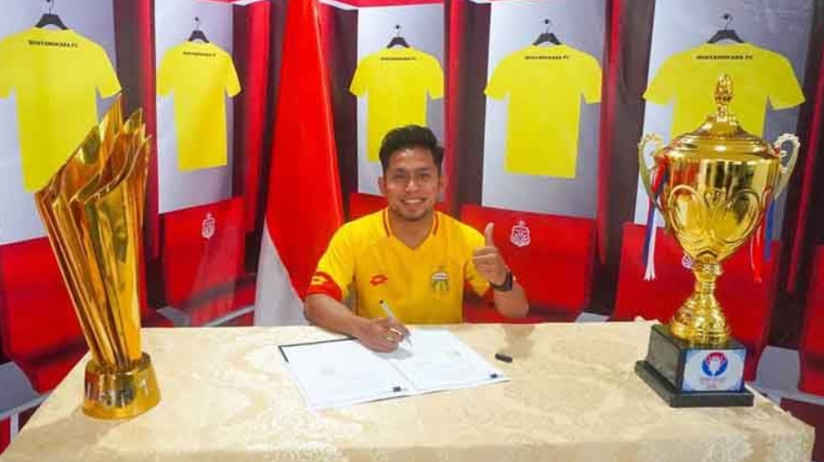 Jersey baru Bhayangkara FC Liga 1 2020