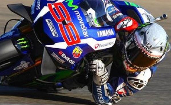 Jorge Lorenzo Motor MotoGP Yamaha M1
