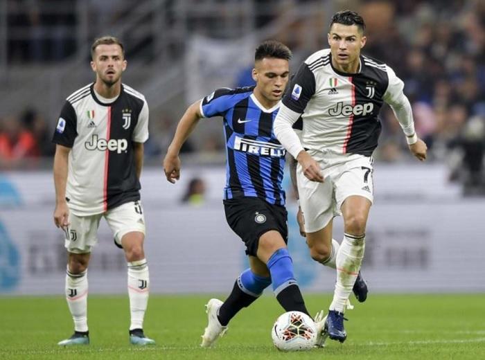 Juventus Vs Inter Tanpa Penonton
