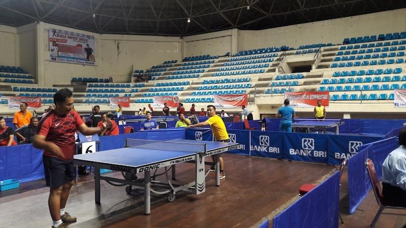 Kejuaraan Dunia Tenis Meja di Busan