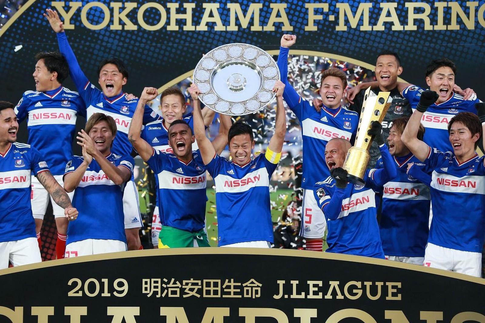 Liga Jepang