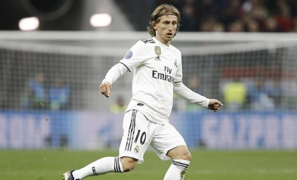 Luka Modric Pemain Terbaik Real Madrid 10 Tahun Terakhir
