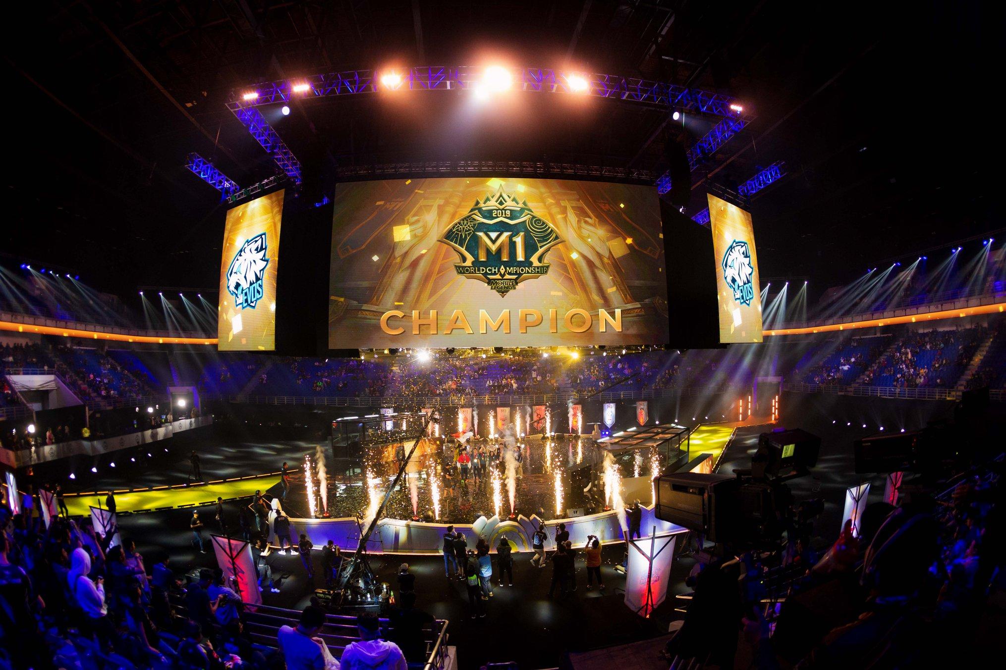 M2 World Championship