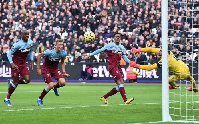 Manchester City Vs West Ham United 9 Februari 2020