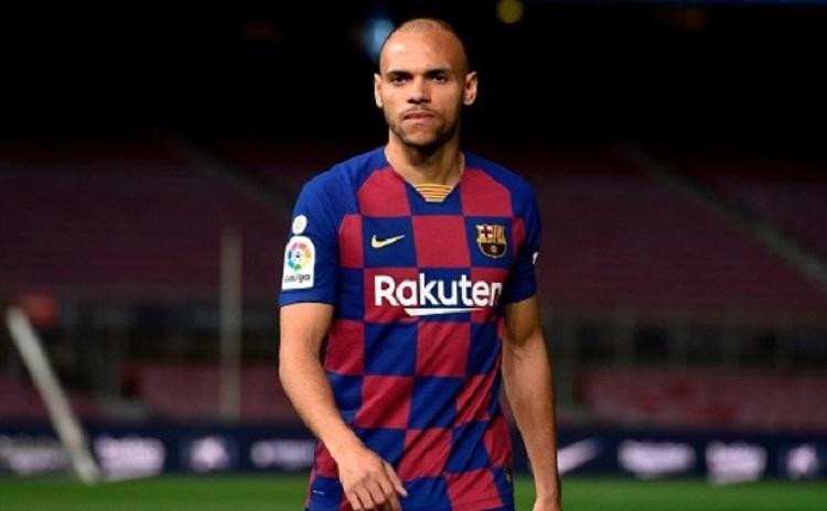 Mengenal Matin Braithwaite pemain baru Barca