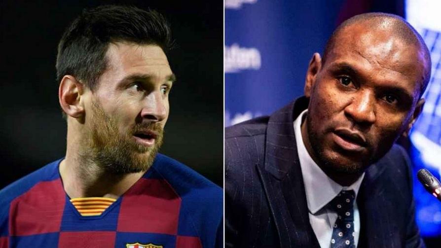 Messi Bisa Hengkang Karena Konflik dengan Abidal