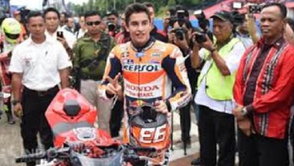MotoGP Indonesia Disebut Marquez Bakal Seru