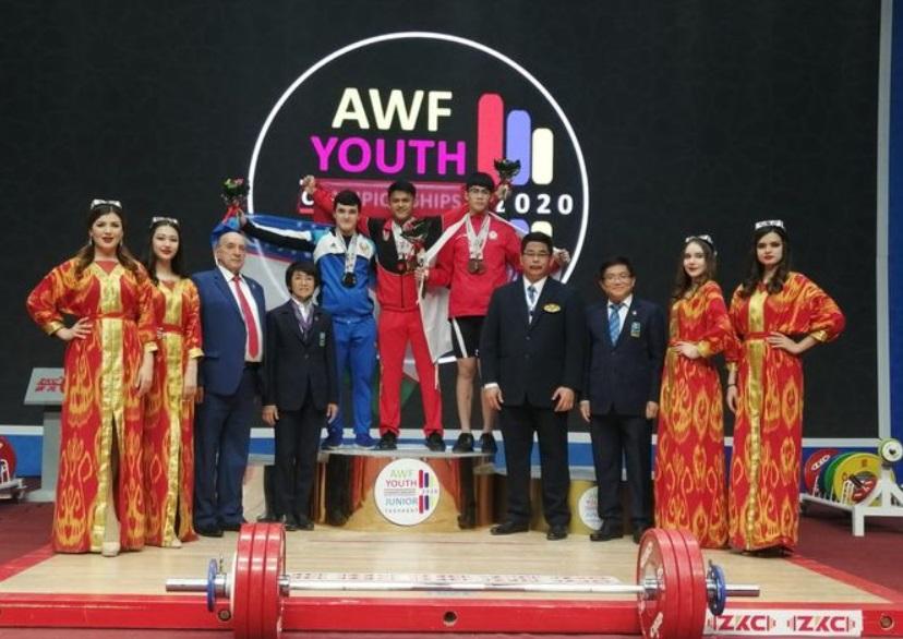 Para Generasi PABSI Raih Emas dan Rekor Kejuaraan Asia