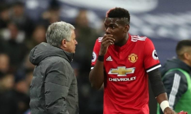 Paul Pogba Pernah Dikritik Mourinho Depan Publik