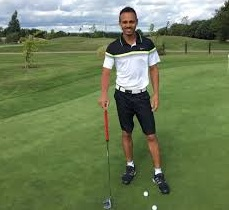 Peter Odemwingie Siap Main Golf