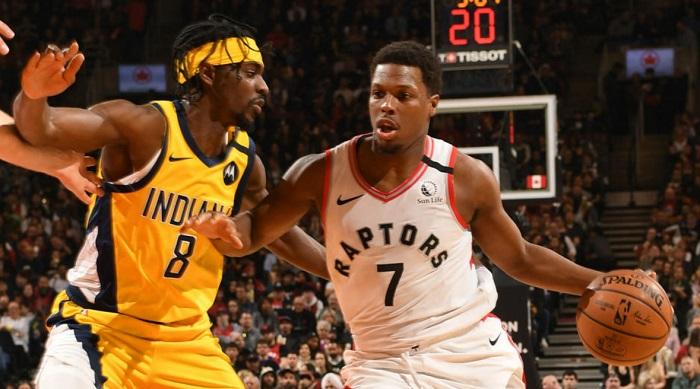 Raptors menundukkan Pacers