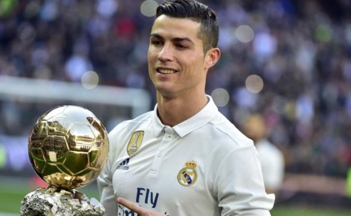 Ronaldo Pemain Terbaik Real Madrid 10 Tahun Terakhir