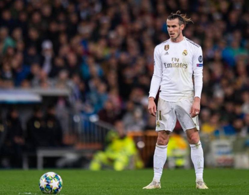 Sudah Mau Setahun di Bernabeu Gareth Bale Belum Cetak Gol