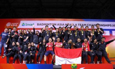Tim bulutangkis Indonesia