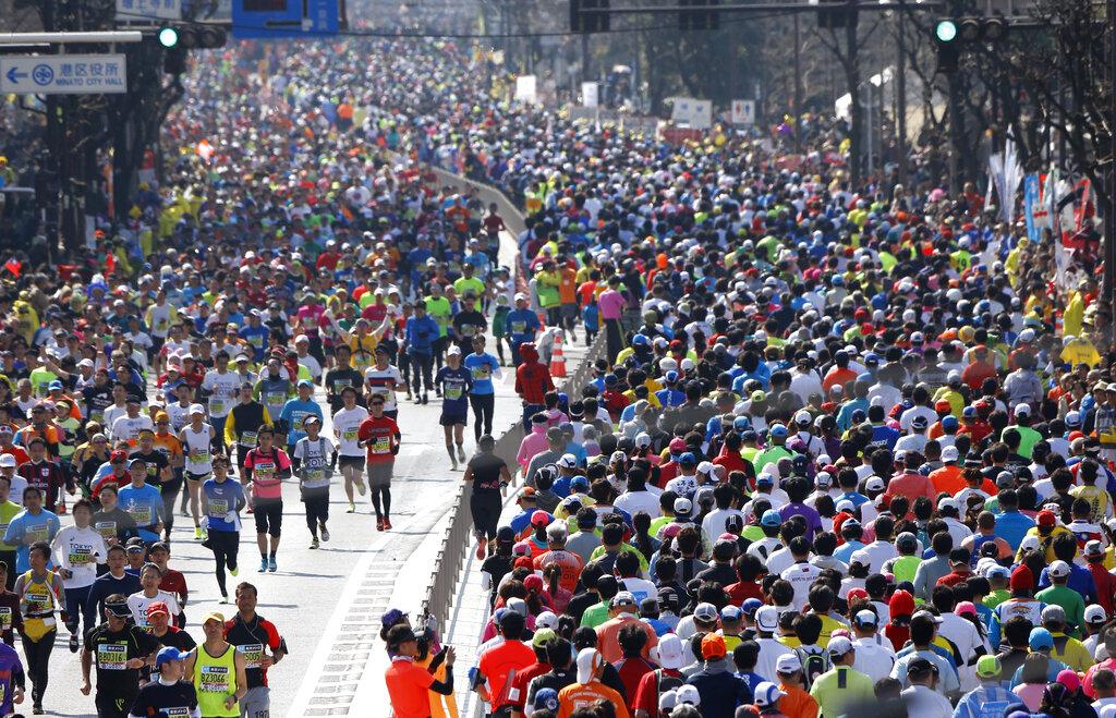 Tokyo Marathon 2020