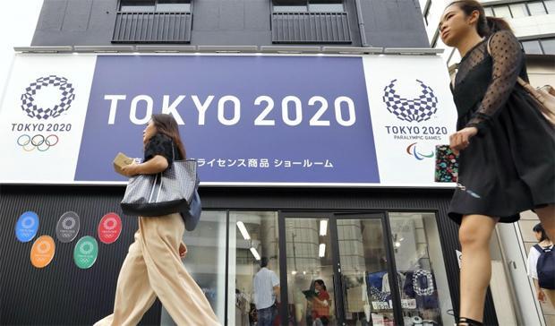 Training Volunteer Olimpiade Tokyo