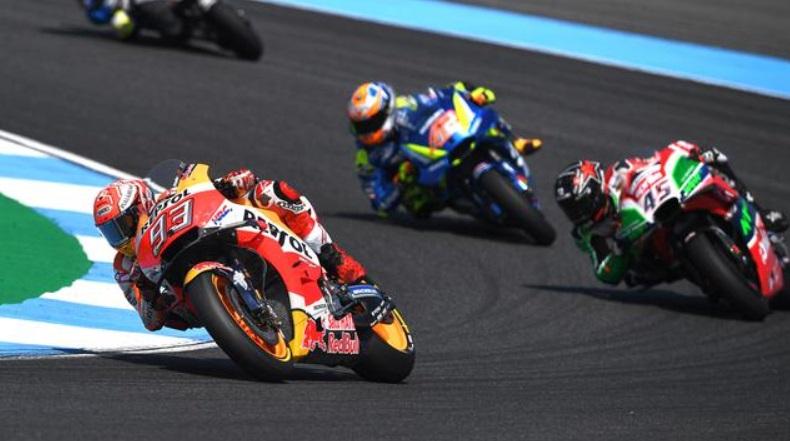 Virus Corona buat MotoGP Thailand Ditunda