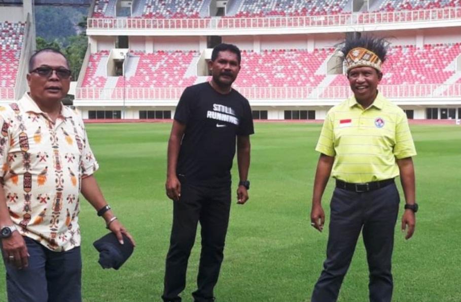 Zainudin Amali Minta Stafnya ke Papua untuk PON 2020