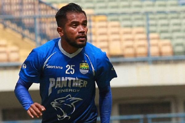 Zulham Gabung Persib Bandung