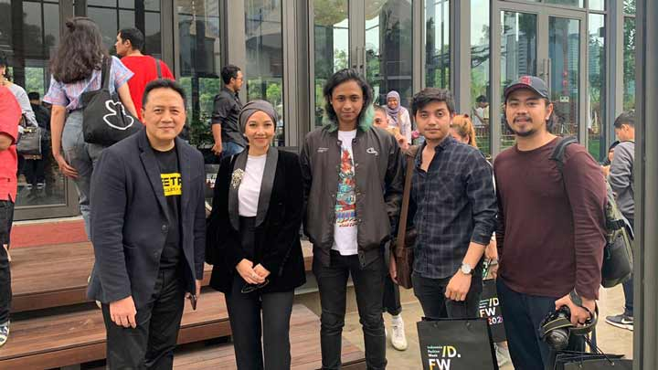 esport fashion di Indonesia Fashion Week 2020