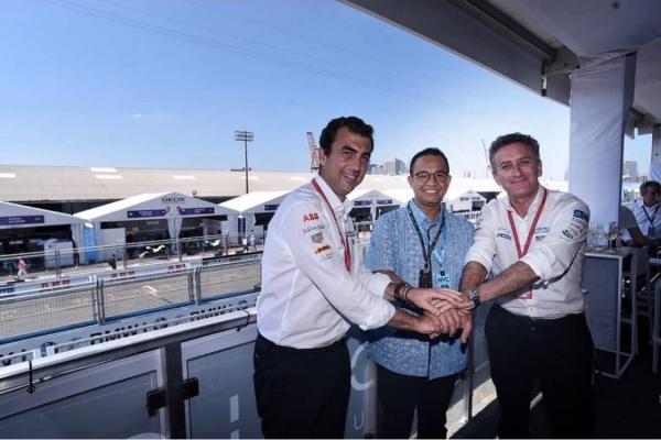 jakarta tuan rumah Formula E Jakarta 2020
