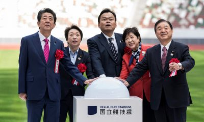 jepang jadi tuan rumah Olimpiade 2020