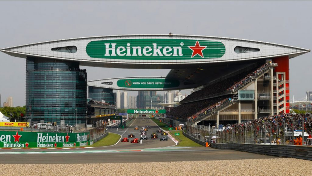 kejuaraan F1 GP China