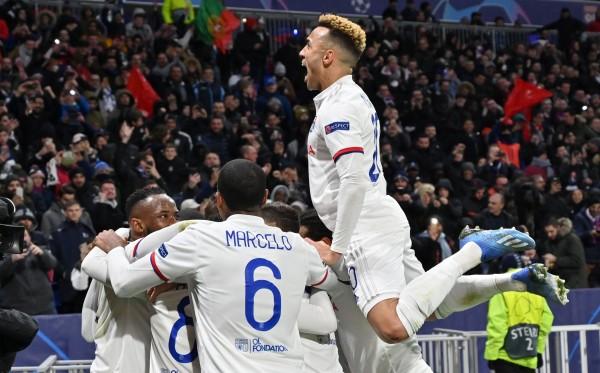 kemenangan Olympique Lyon