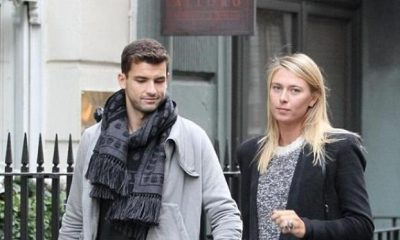 maria Sharapova dan Grigor Dimitrov