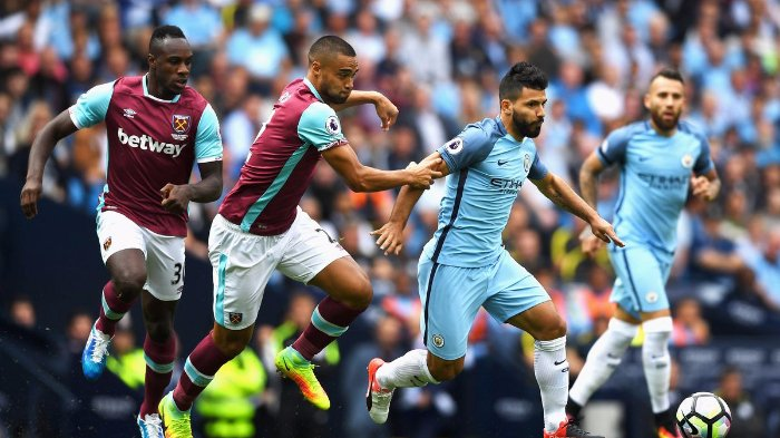 prediksi Manchester City Vs West Ham United 9 Februari 2020