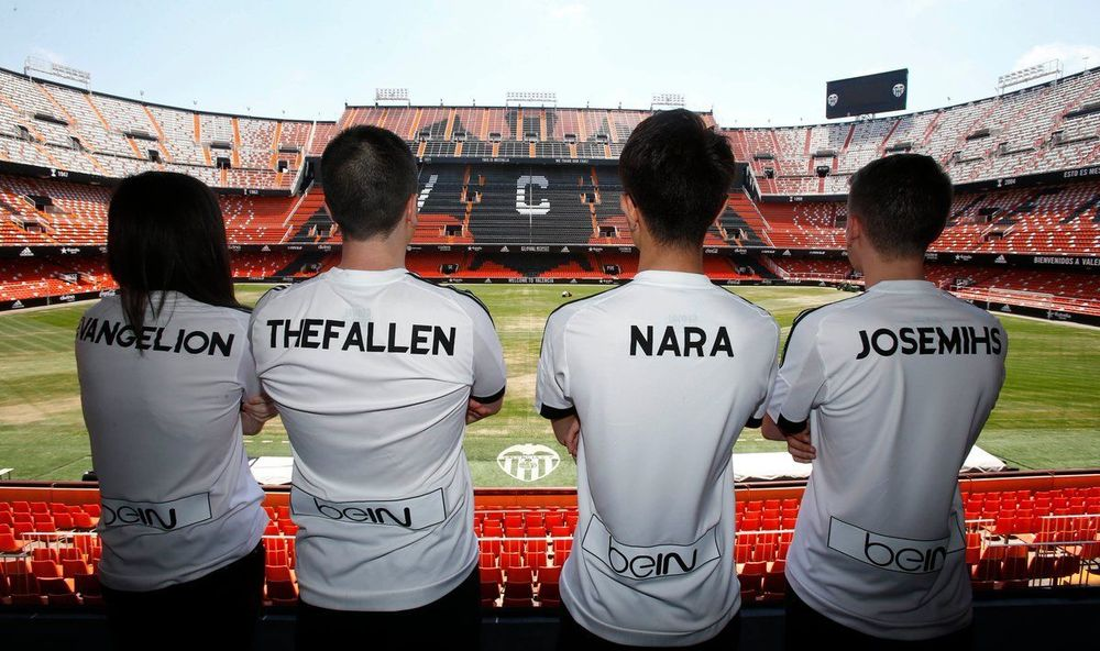 tim esports Valencia