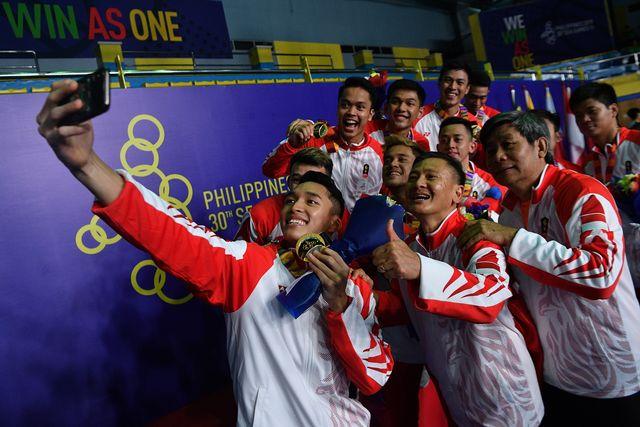 tim regu pria di Filipina