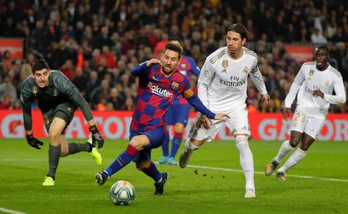 Barcelona Harusnya Menang di El Clasico