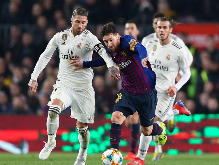 Barcelona Harusnya kalahkan Madrid