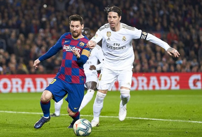 Barcelona Harusnya tundukkan Madrid di El Clasico