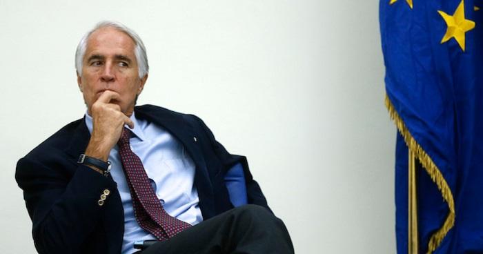 CONI Giovanni Malago Umumkan Semua Olahraga di Italia Ditunda