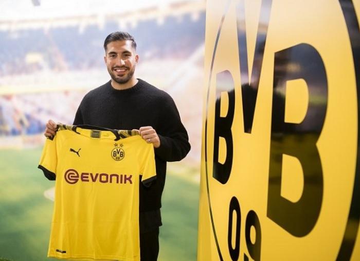 Can Didekati Tiga Klub Liga Premier Sebelum Pilih Dortmund